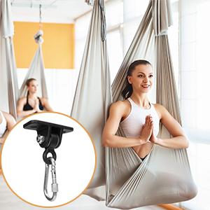 yoga hangers