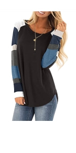 Twist Knot Pullover Sweaters Blouses Tunic