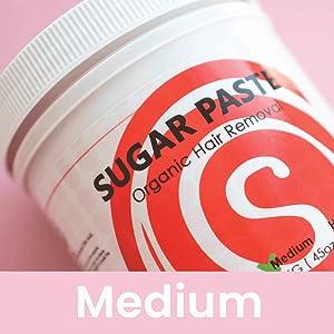Sugaring Paste Medium Grade