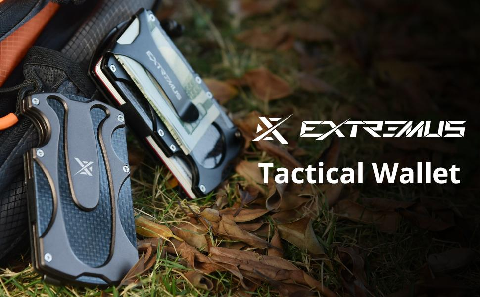 Extremus Tactical Wallet