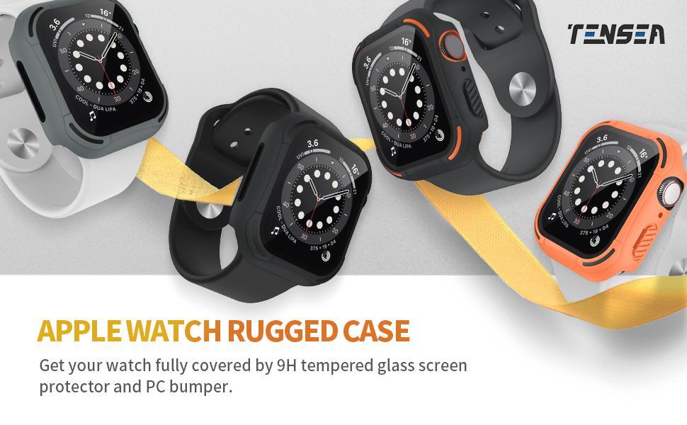 Apple Watch Rugged Case