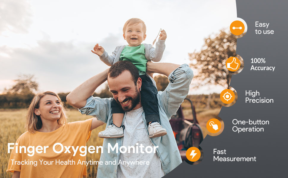 pulse oximeter for home use and hospital use