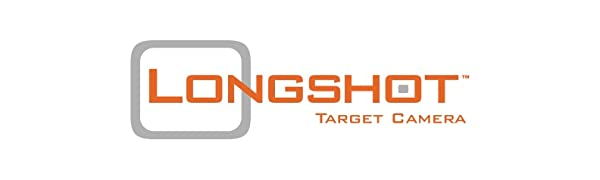 Longshot Target Cameras allow the shooter to see their shot without leaving their spot