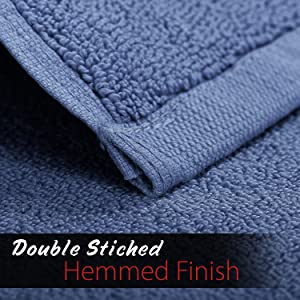 Double stitched