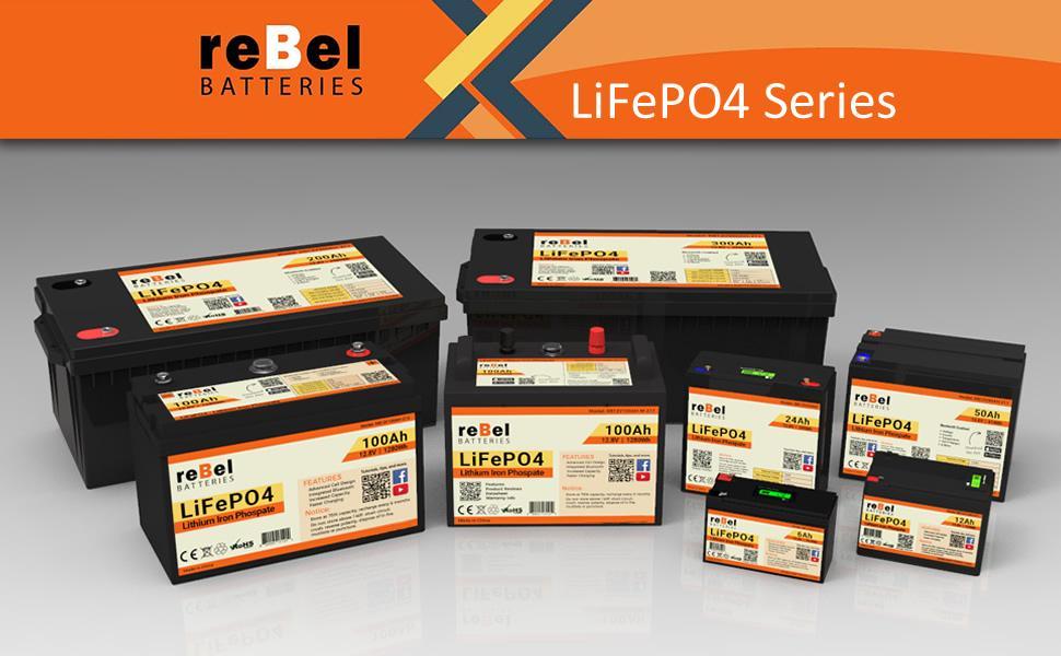 LiFePO4 Series Image