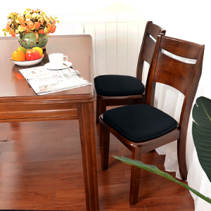 chair pads for dining chairs 6 pack dining room chair pads