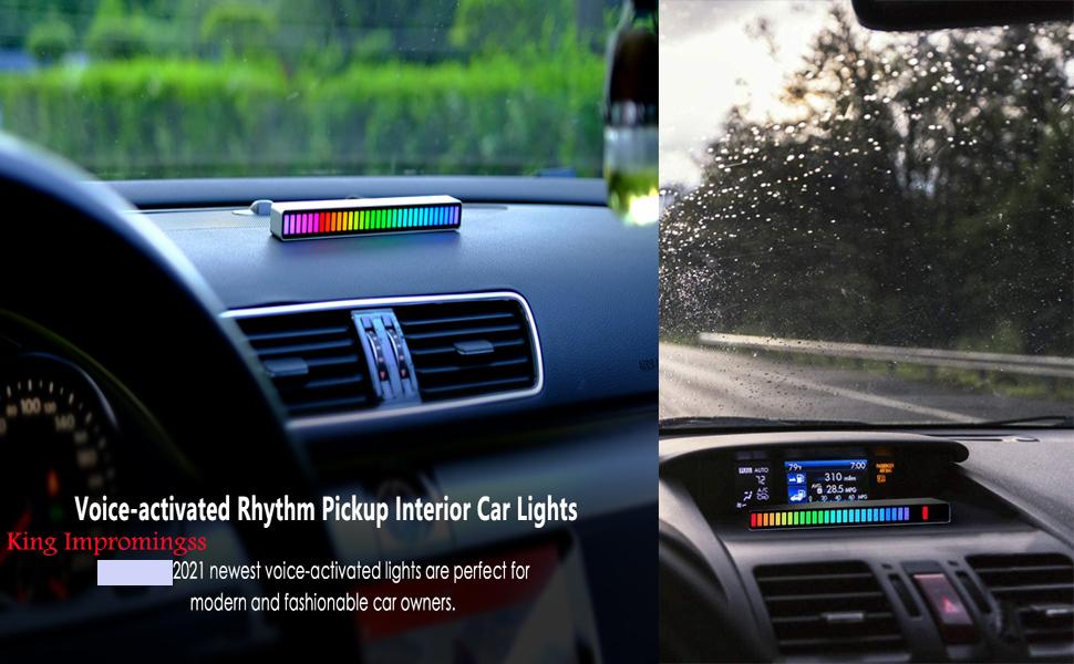 Sound Control Ambient Light