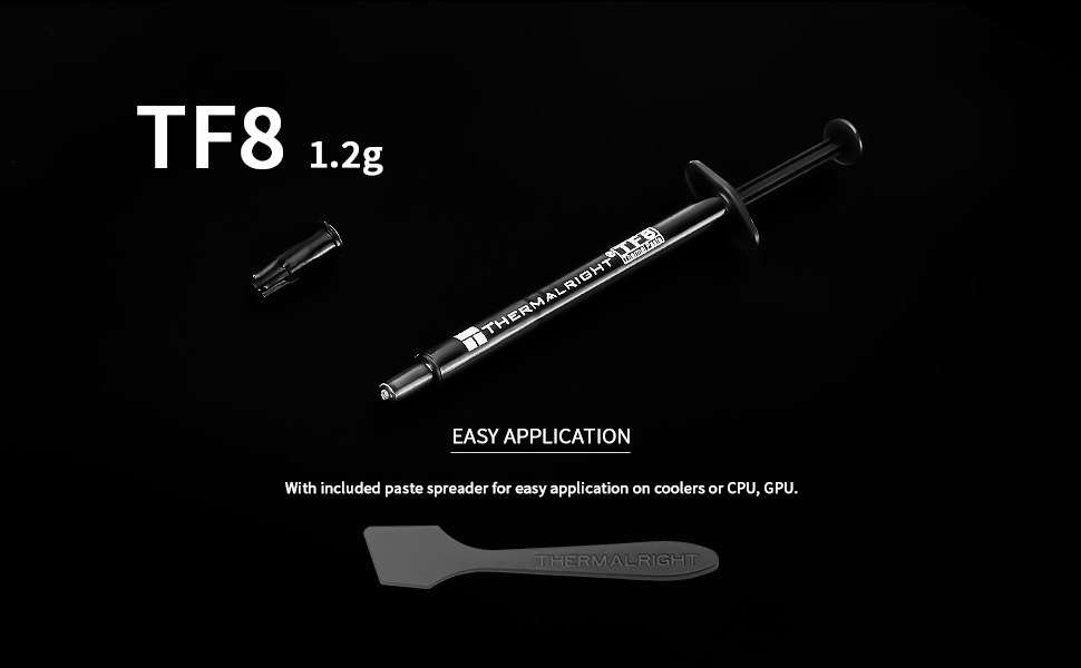 TF8 1.2g thermal paste grease