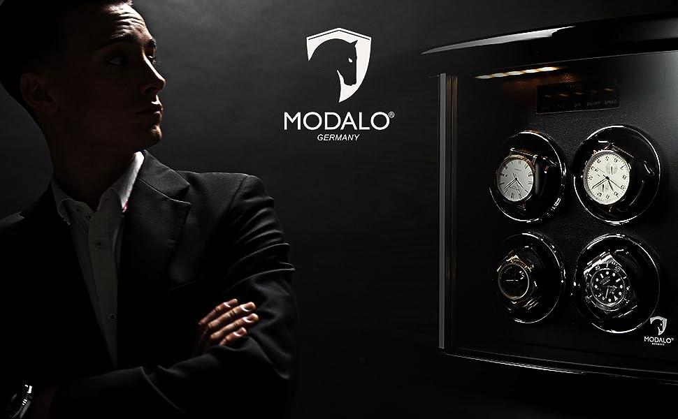 Elegant Handcrafted Watch Winders MODALO