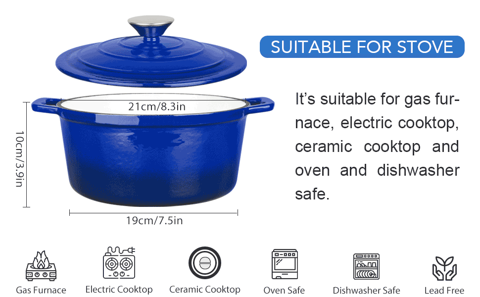 Colorful and Beautiful Cookware for Every Kitchen