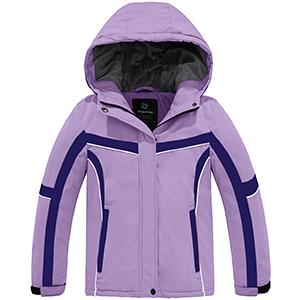 girls ski jacket
