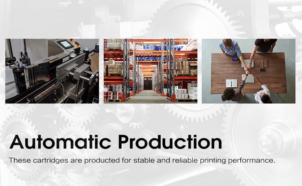 Automatic production
