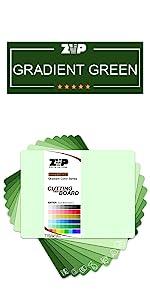 gradient green