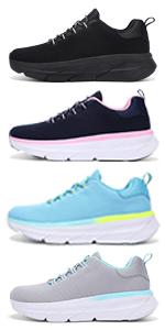 women walking shoes