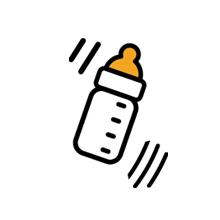 mix well, shake up bottle