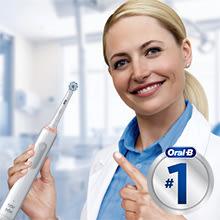 Oral-B Pro 3 Blauw