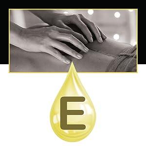 vitamin e massage oil moisturizing