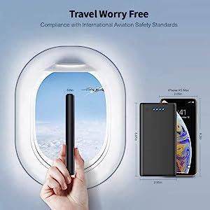 portable charger 26800mah