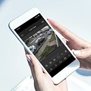 Remote Access and Smart Motion Alerts