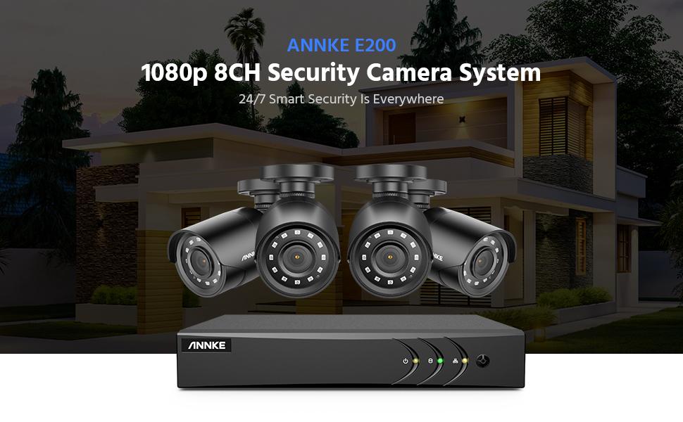 security camera system