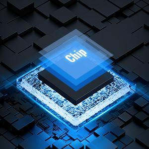 cargador usb c con chip intenligente
