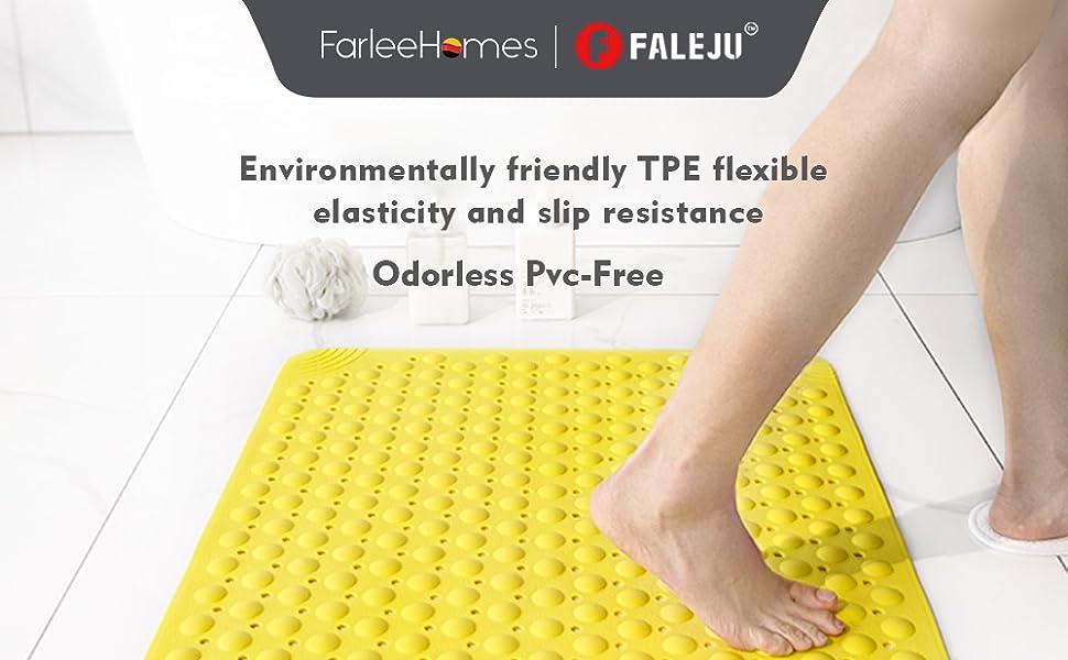 Comfortable foot feeling