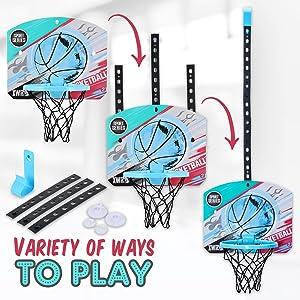 mini hoop basketball, mini basketball hoop for wall, indoor basketball hoop for kids