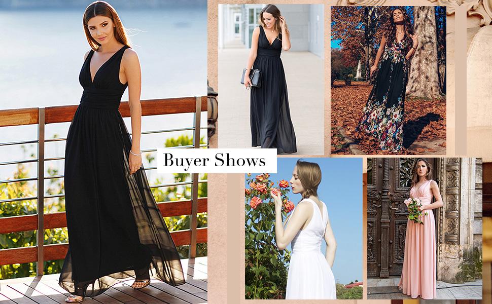 Ever-Pretty Womens Evening Dresses wedding guest dresses prom dresses formal evening gowns chiffon