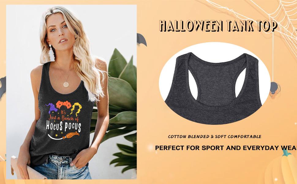 halloween sleeveless for women