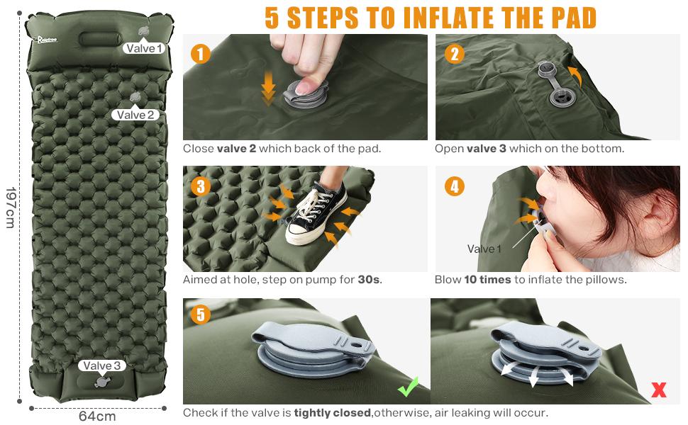 air matter pad