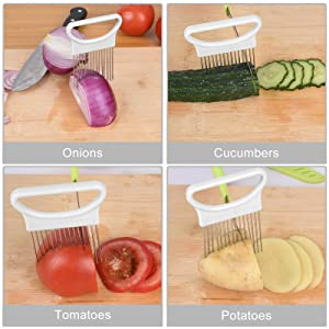 Onion Slicer Onion Holder