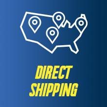 multiple warehouse direct shipping