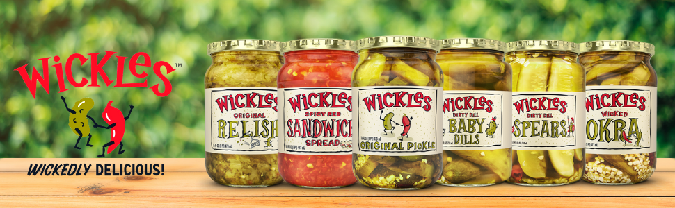wickle jar