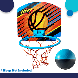 compatible with nerf basketball hoop