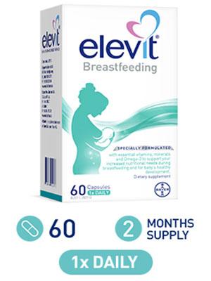 Elevit Breastfeeding Multivitamins
