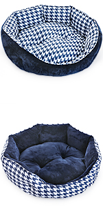 small cat dog bed