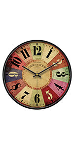 Living-room Clock