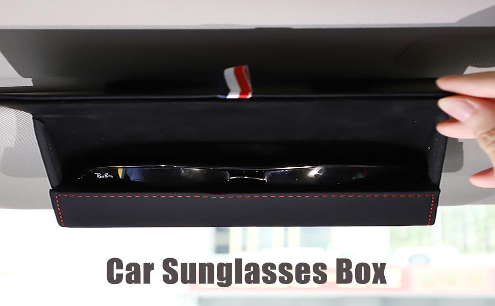 car sunglasses box