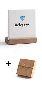 thinking of you with gift box