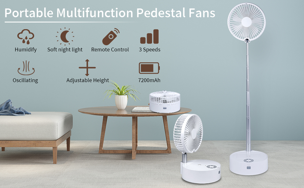 portable quiet fan