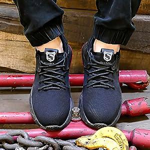 safety toe shoes men