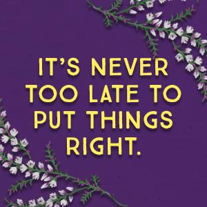 The Moon, the Stars, and Madame Burova Ruth Hogan It's never too late