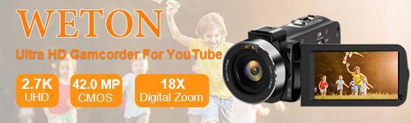 Weton video camera
