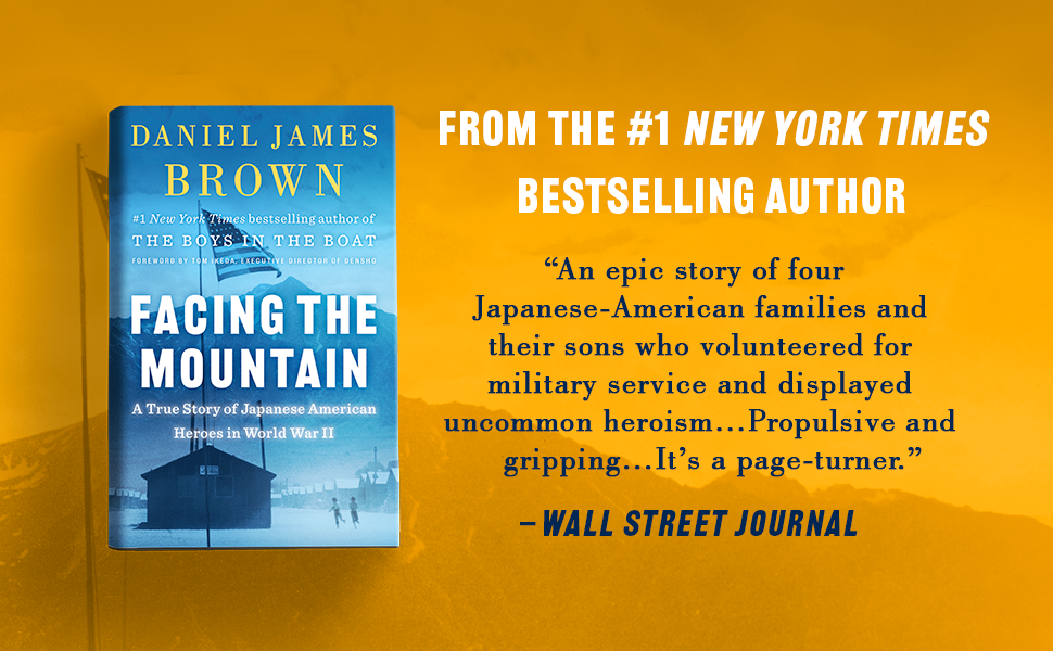 """An epic tory of four Japanese-American families and their sons... Propulsive and gripping."""""""