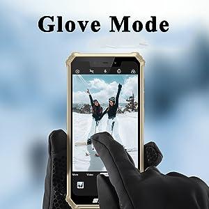 glove mode