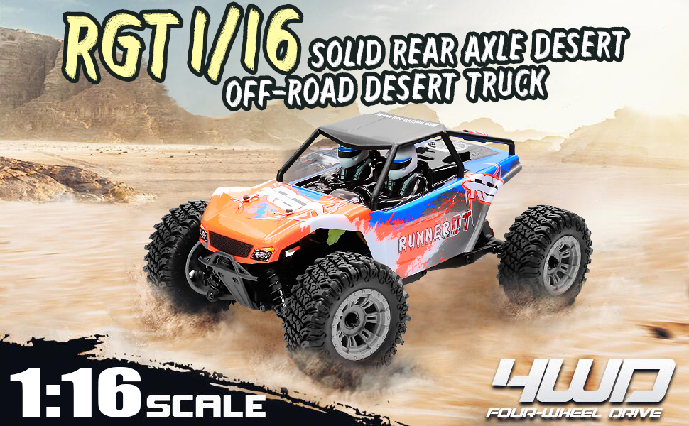 RGT RC Truck