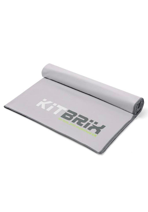 KitBrix Large Microfibre Swim Sports Towel - Lightweight Absorbent amp;amp; Fast Drying