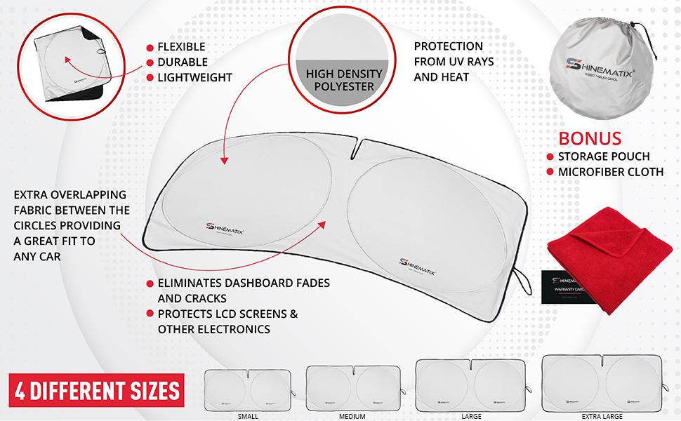 car shades for windshield, sun protector for car, front window car sun shade, sun shade for car