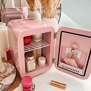 skincare mini frigo coca cola mini bar frigo retro frigo red bull mini frigo cosmetique