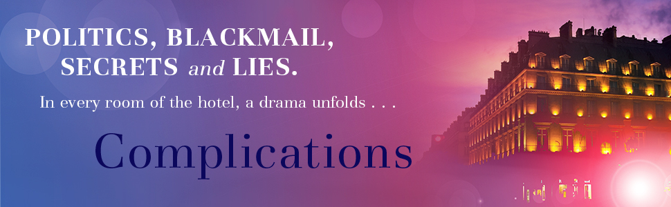 complications;danielle steel;new danielle steel book;women's fiction;contemporary romance;love story